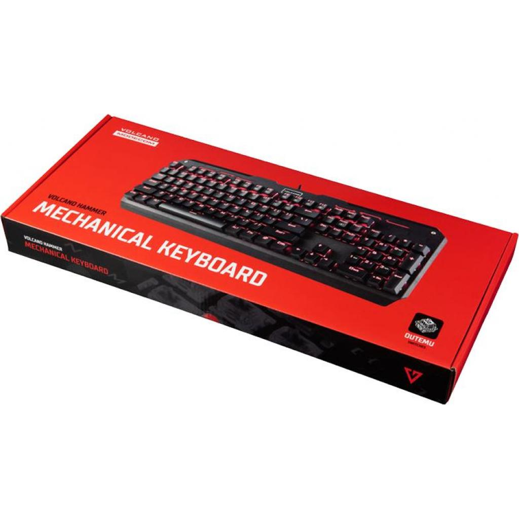 Клавиатура Modecom VolcanoHammerRU(OutemuRedSwitch) (K-MC-HAMMER-U-RED-RU) изображение 9