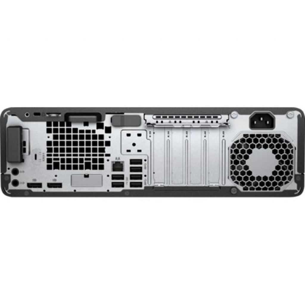 Компьютер HP EliteDesk 800 G3 SFF (Z4D11EA) изображение 4