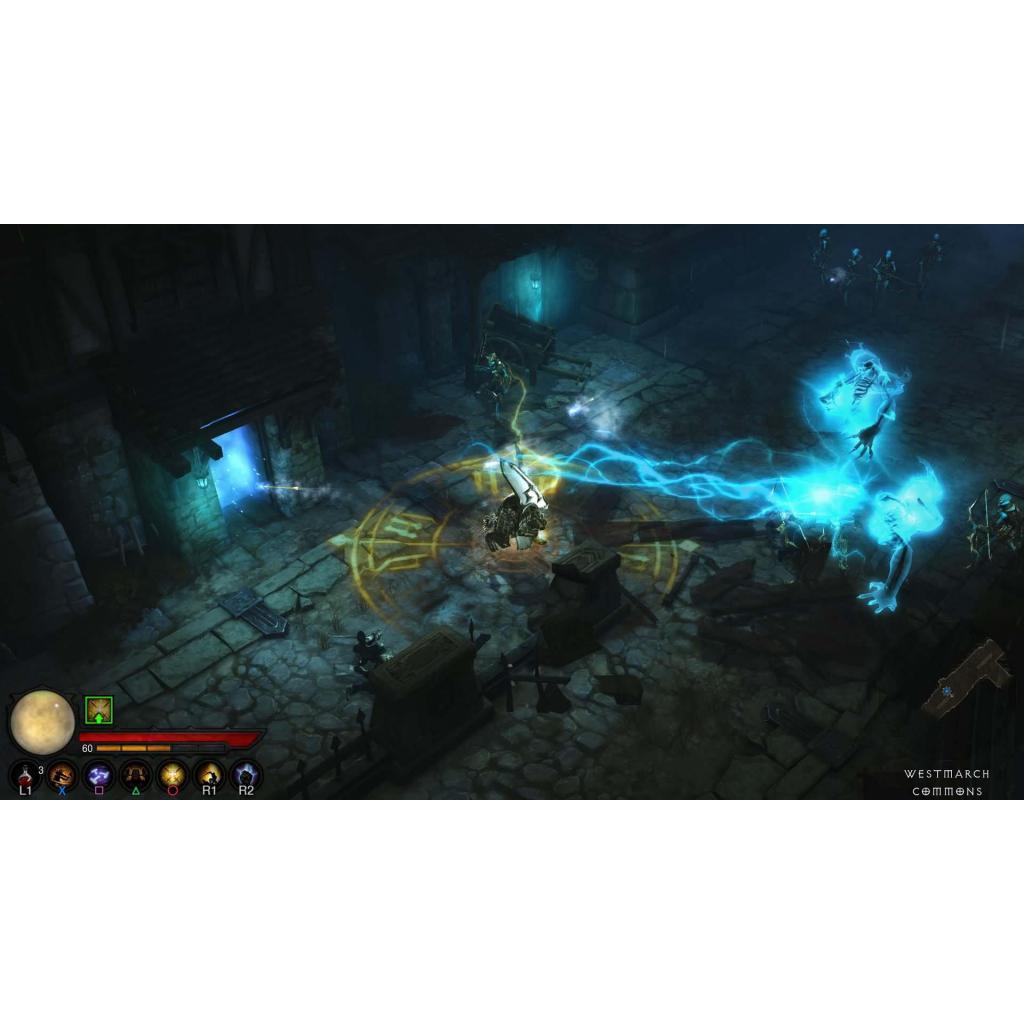 Игра SONY Diablo III: Reaper of the Souls. Ultimate Evil Edition [Blu- (7144585) изображение 2