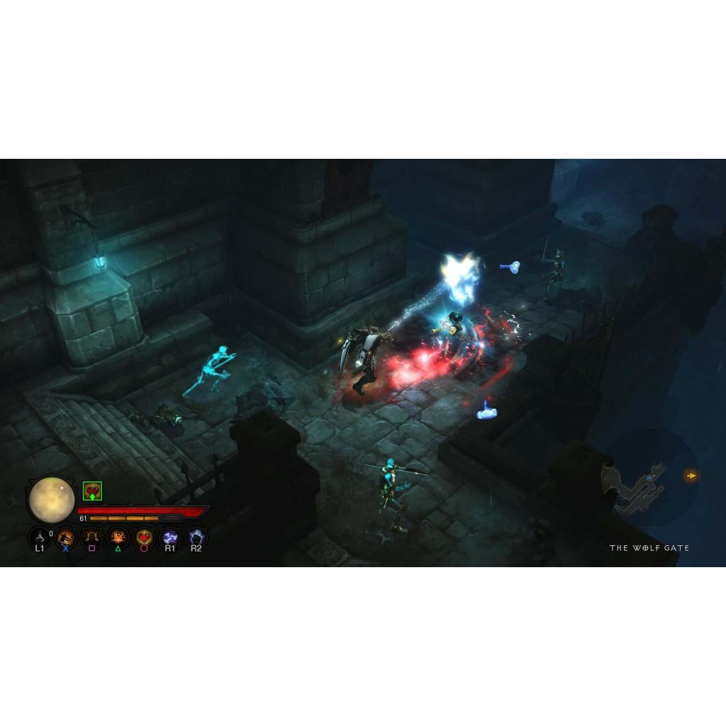 Игра SONY Diablo III: Reaper of the Souls. Ultimate Evil Edition [Blu- (7144585) изображение 3