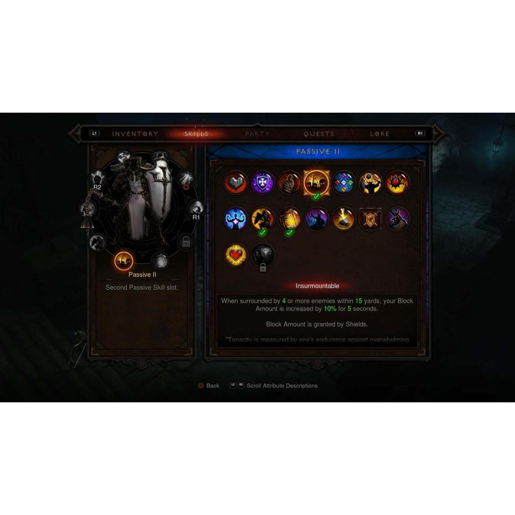 Игра SONY Diablo III: Reaper of the Souls. Ultimate Evil Edition [Blu- (7144585) изображение 4