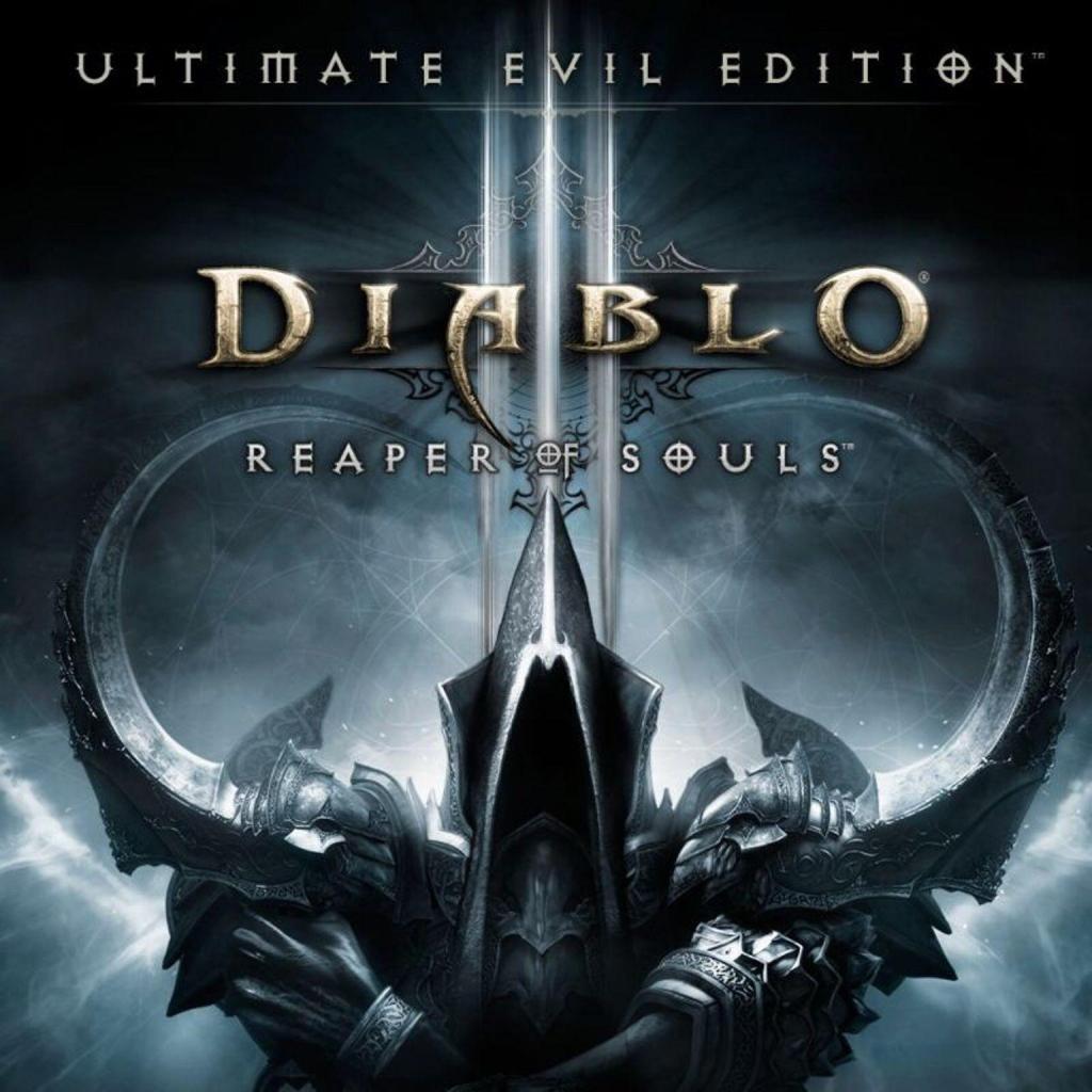 Игра SONY Diablo III: Reaper of the Souls. Ultimate Evil Edition [Blu- (7144585)