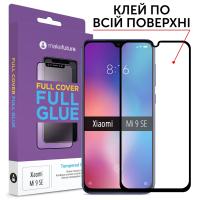 Стекло защитное MakeFuture Xiaomi Mi9 SE Full Cover Full Glue (MGF-XM9SE)