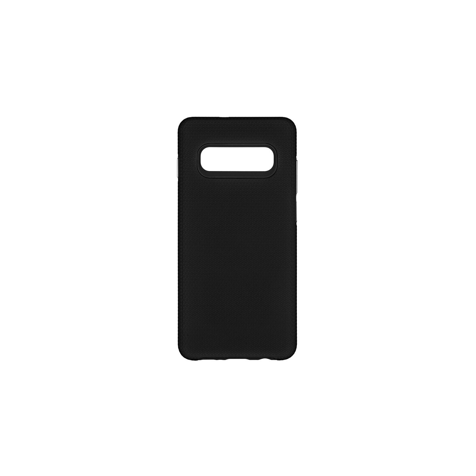 Чохол до моб. телефона 2E Samsung Galaxy S10, Triangle, Black (2E-G-S10-TKTLBK)