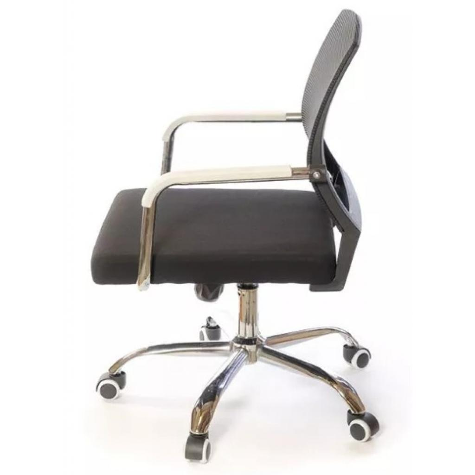 Офисное кресло Аклас Стром W CH TILT Черное (12759) изображение 3