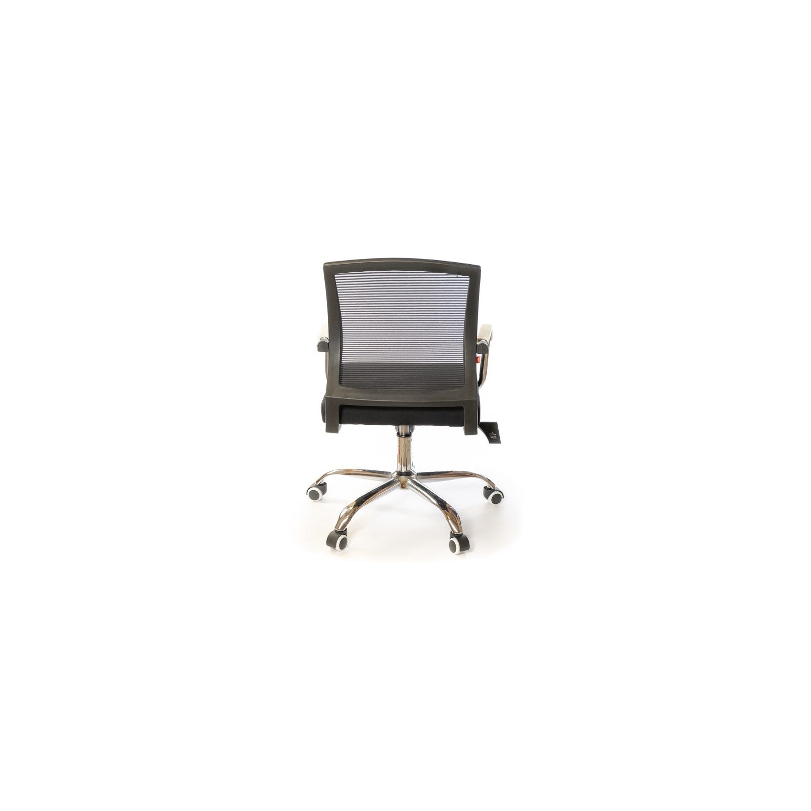 Офисное кресло Аклас Стром W CH TILT Черное (12759) изображение 5
