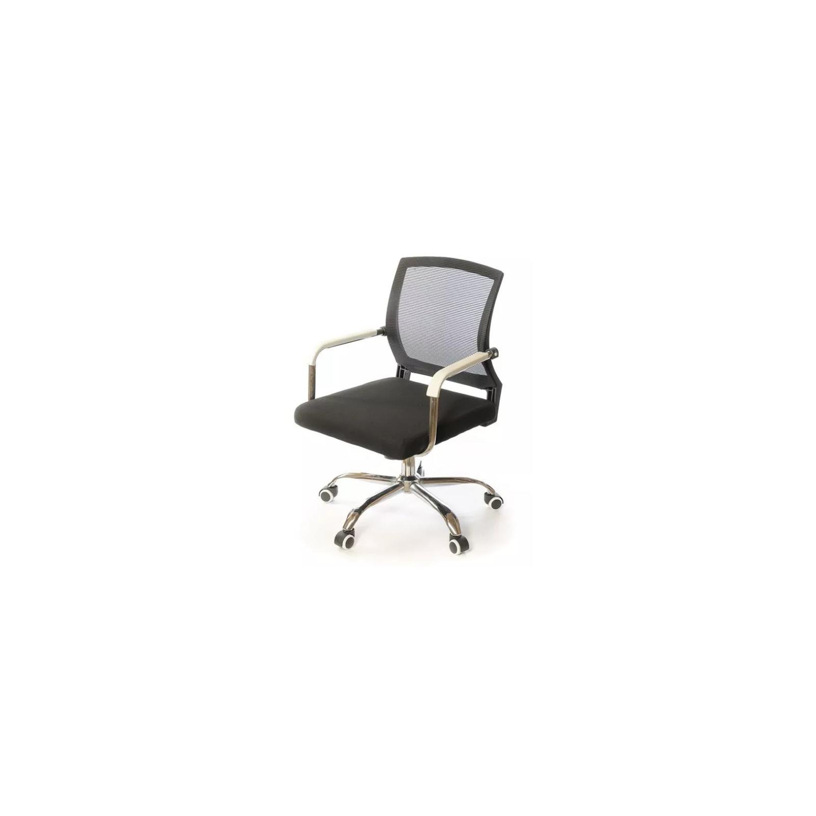 Офисное кресло Аклас Стром W CH TILT Черное (12759)
