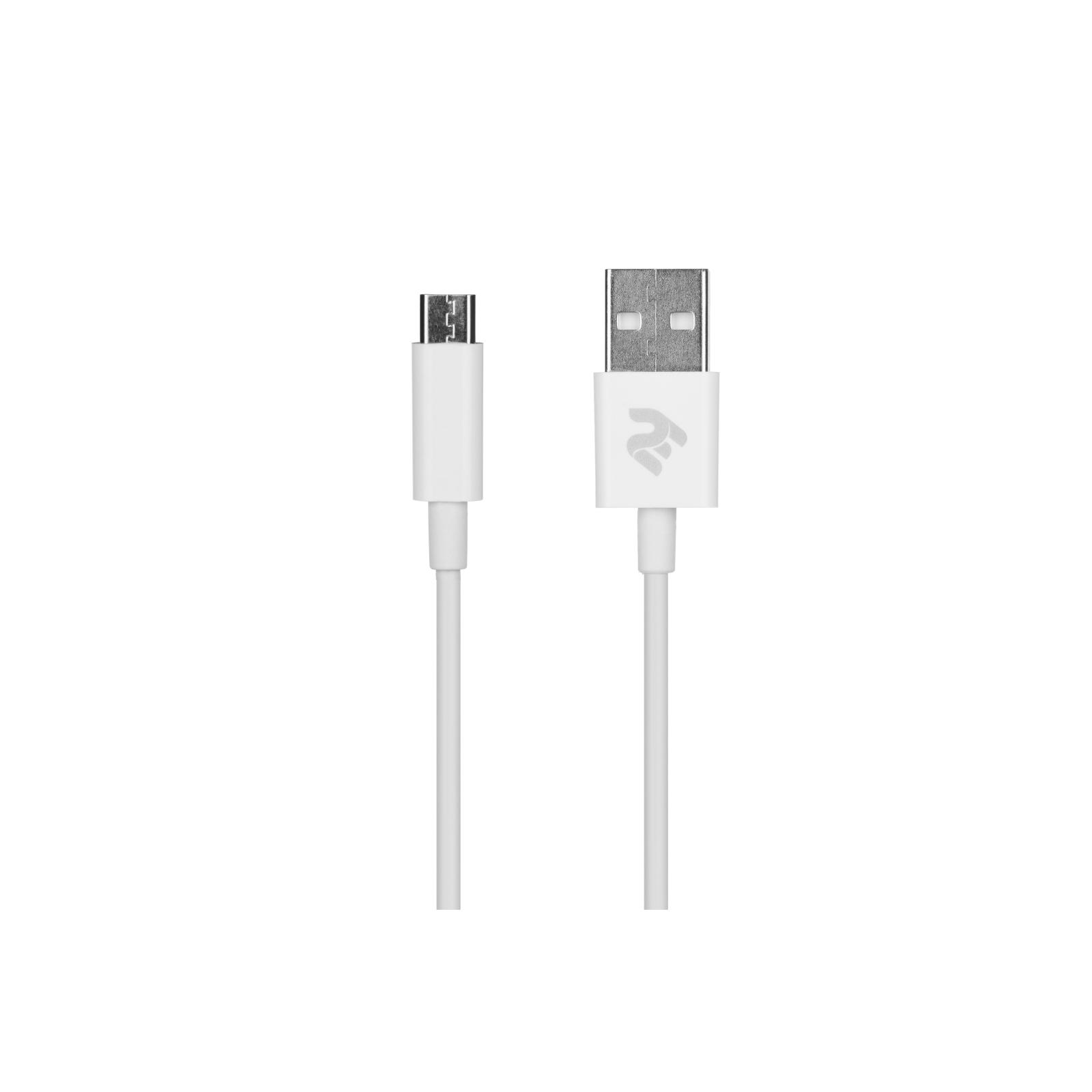 Дата кабель USB 2.0 AM to Micro 5P 1.0m black 2E (2E-CCMAB-BL)