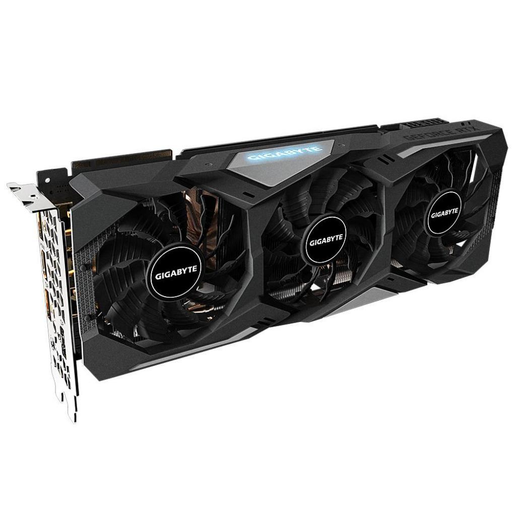 Видеокарта Gigabyte GeForce RTX2080 SUPER 8192Mb GAMING (GV-N208SGAMING-8GC) изображение 7