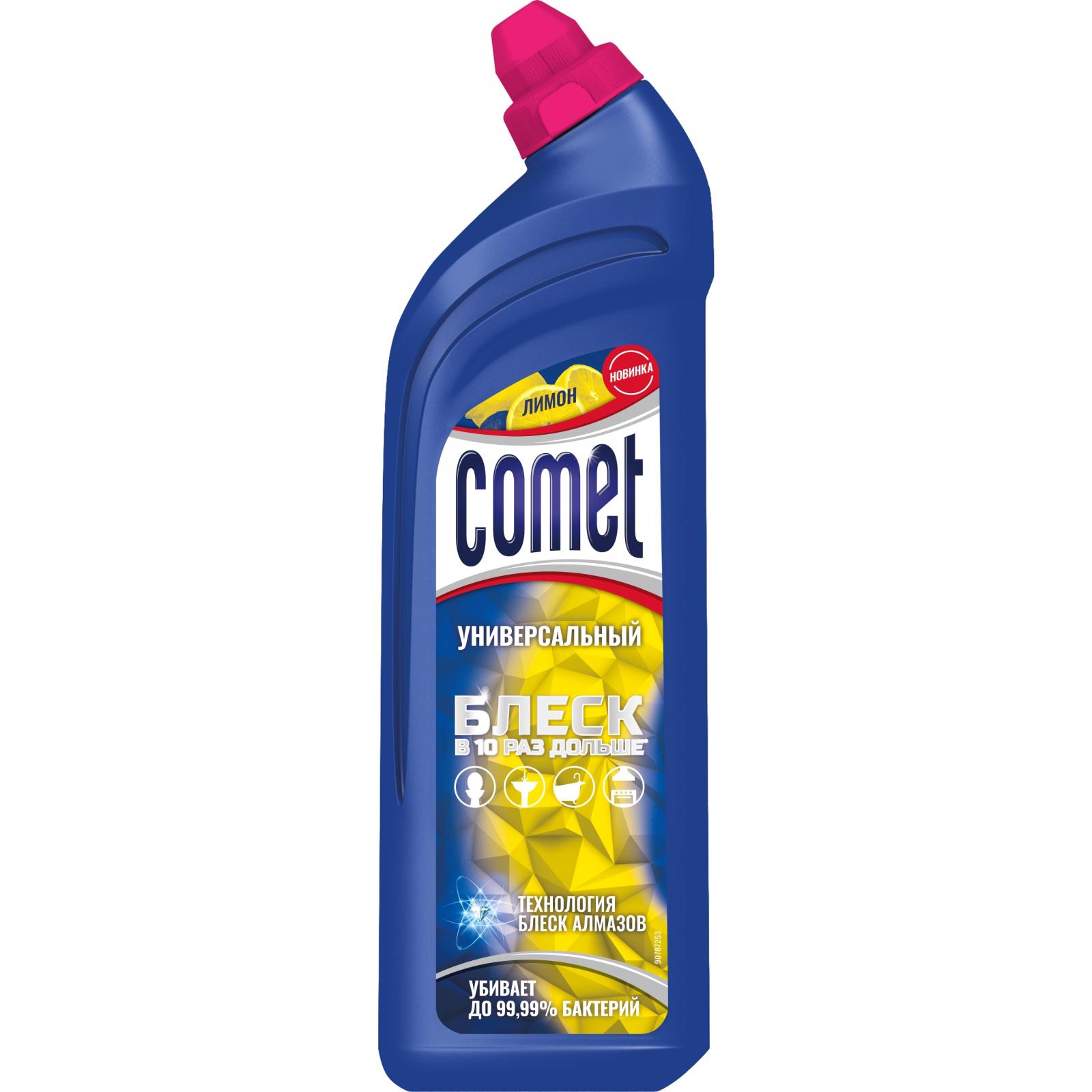 Чистящий гель Comet Лимон 850мл (8001480703551)