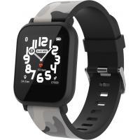 Смарт-часы Canyon CNE-KW33BB Kids smartwatch Black My Dino (CNE-KW33BB)