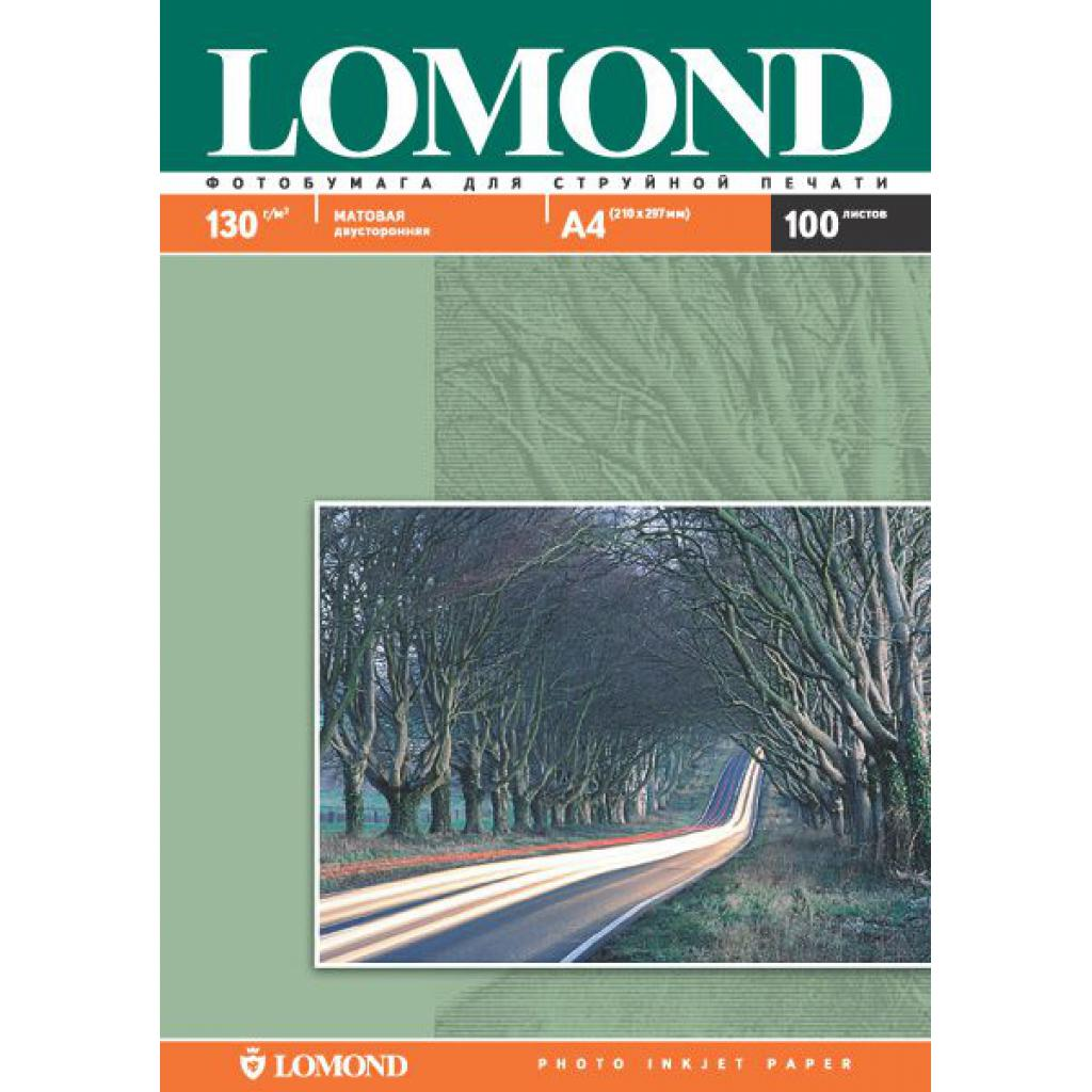 Бумага Lomond A4 Photo Paper Matt 130 (0102004)