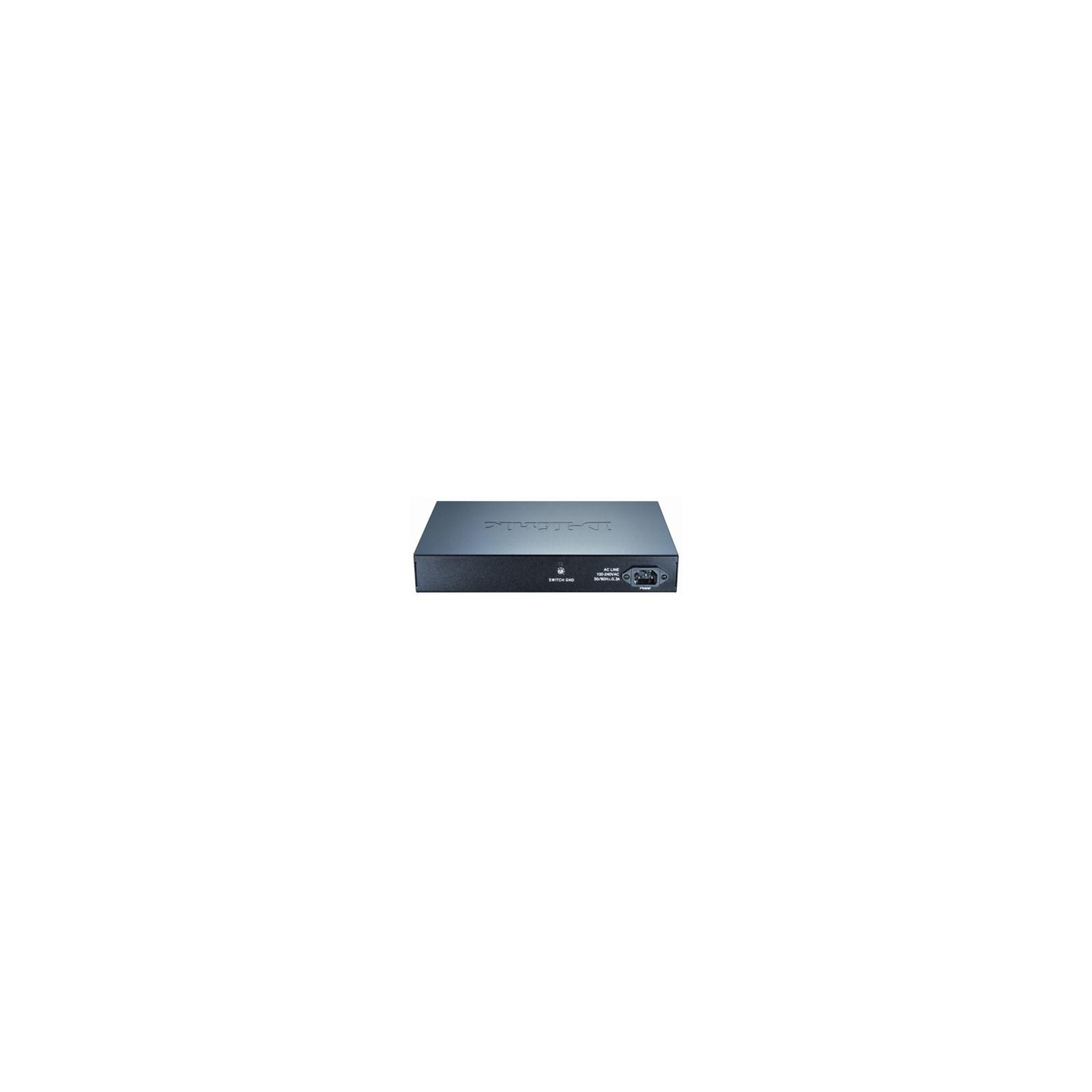 Коммутатор сетевой D-Link DGS-1100-16 изображение 2