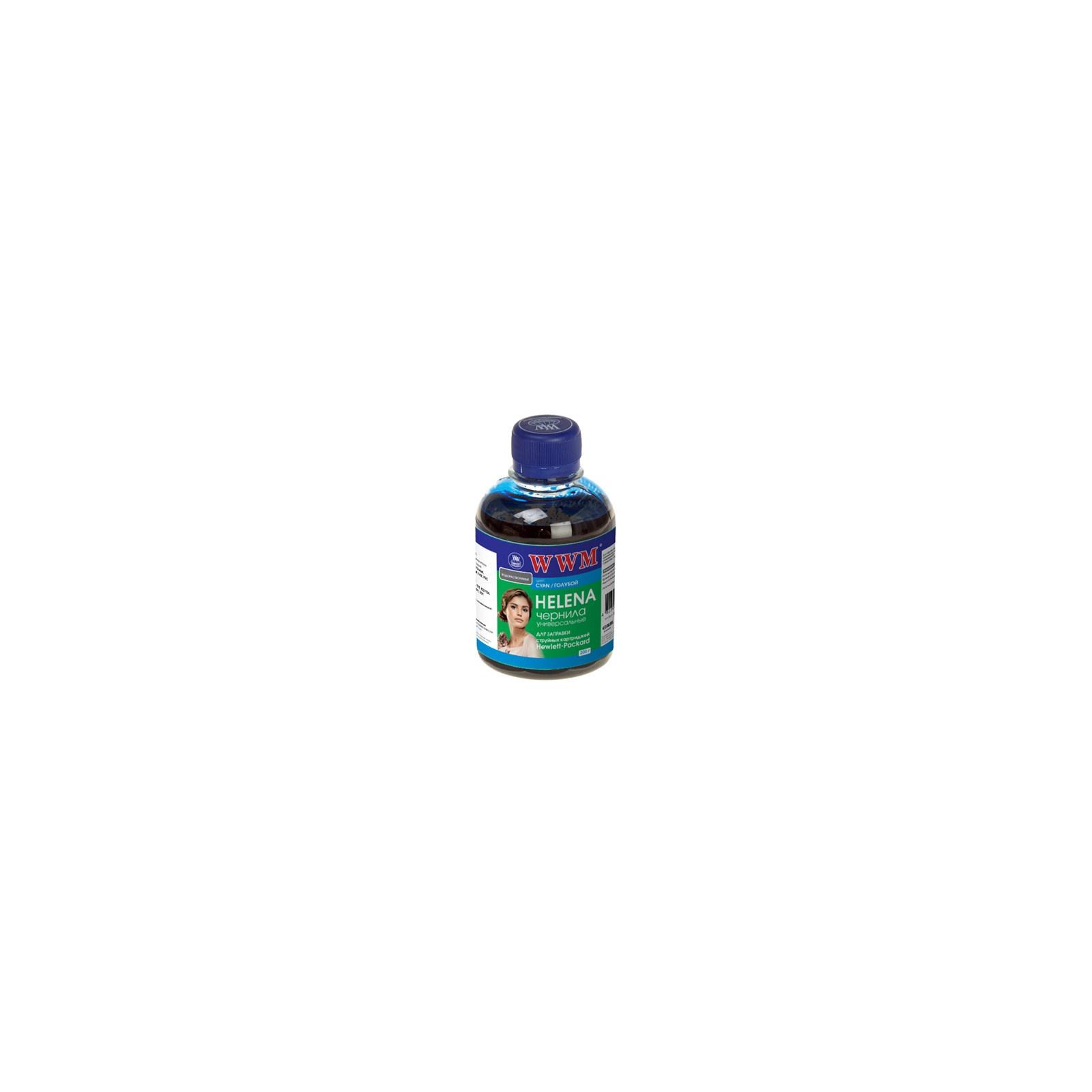 Чернила WWM HP UNIVERSAL HELENA Cyan (HU/C)