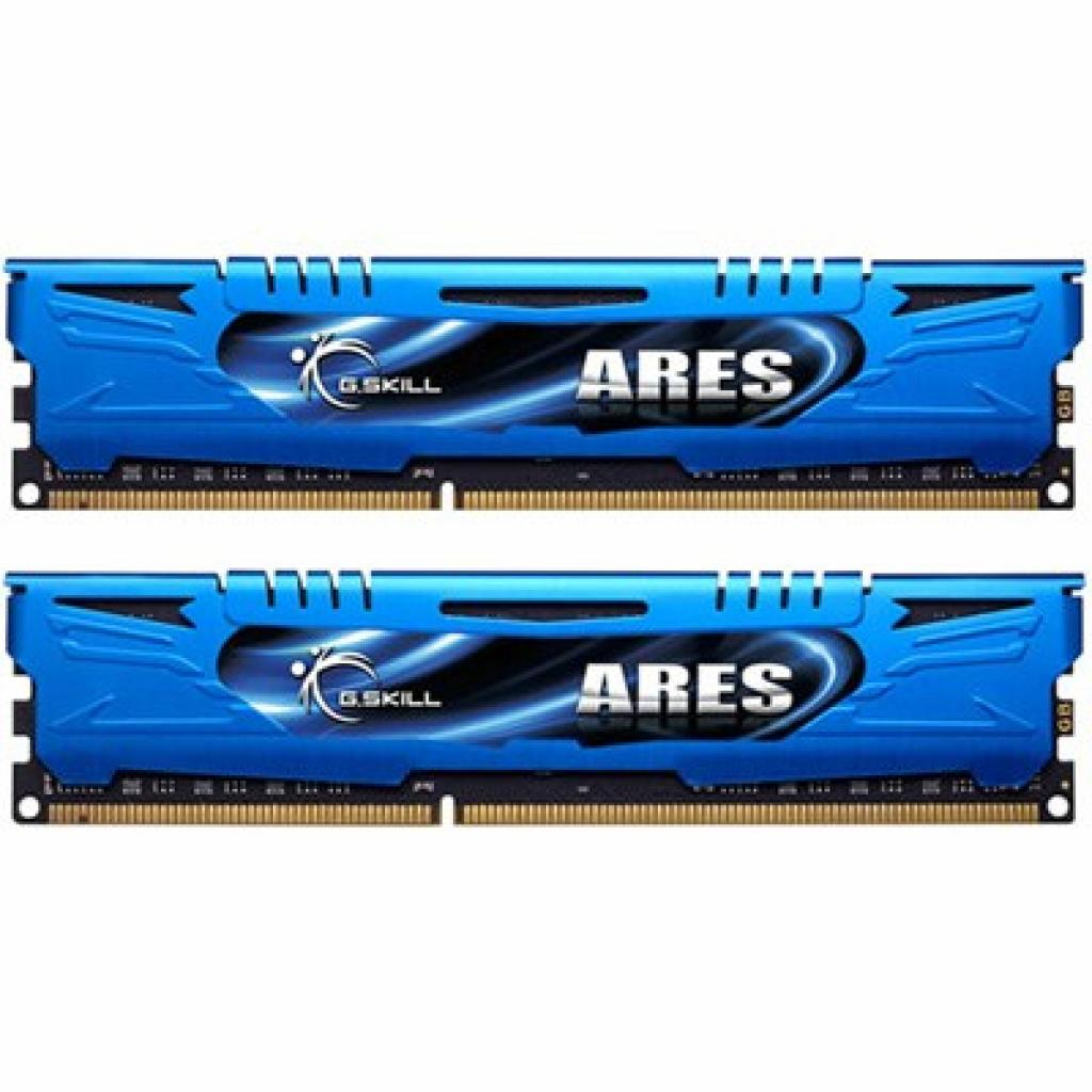 Модуль памяти для компьютера DDR3 8GB (2x4GB) 1600 MHz G.Skill (F3-1600C8D-8GAB)