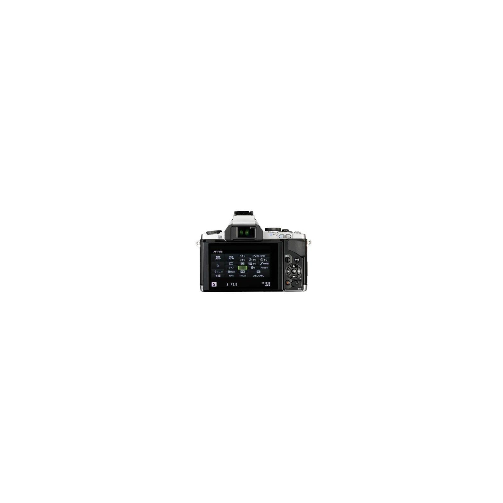 Цифровой фотоаппарат OLYMPUS OM-D E-M5 body silver (V204040SE000) изображение 2