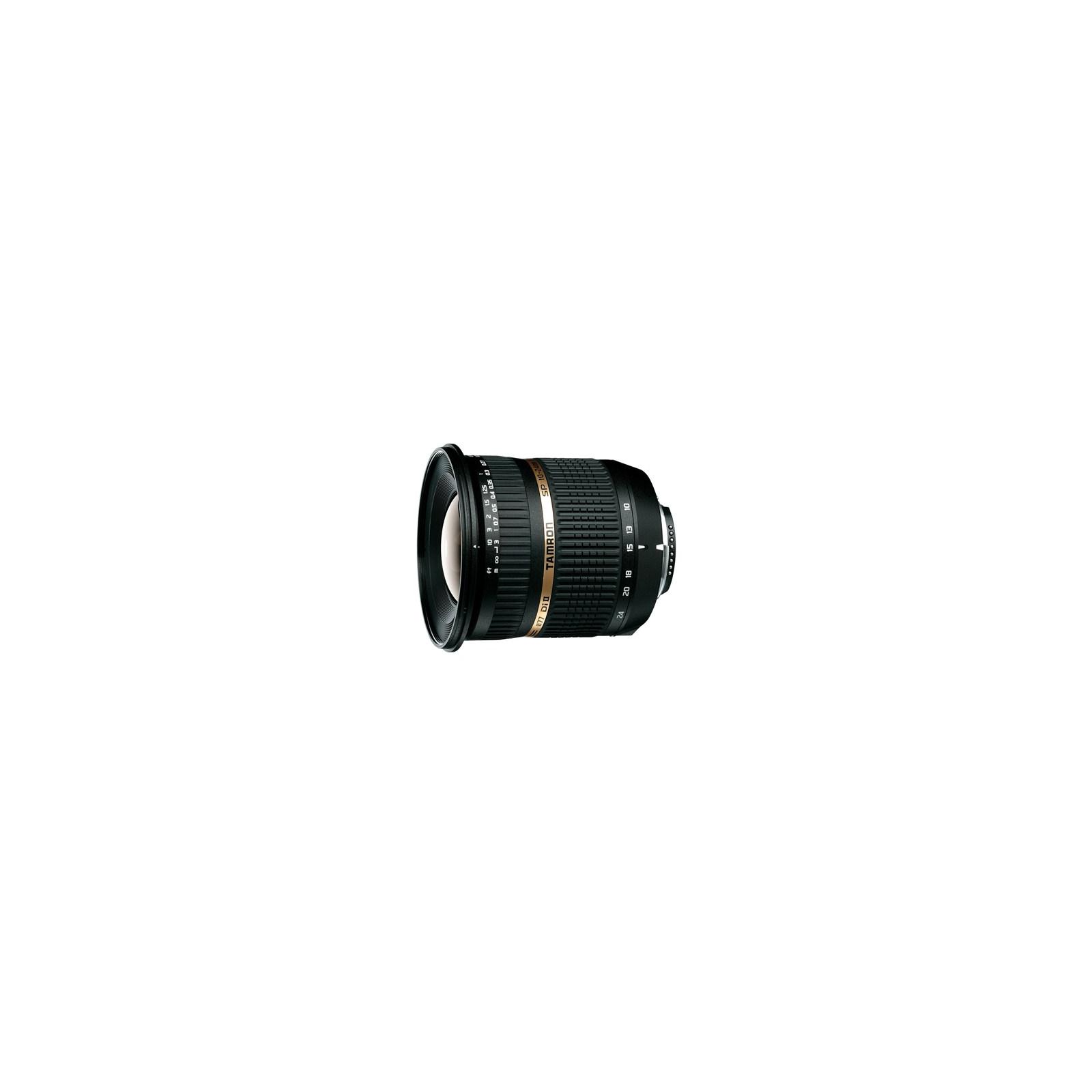 Объектив Tamron SP AF 10-24mm f/3.5-4.5 Di II LD Asp. (IF) for Nikon (SP AF 10-24mm for Nikon)