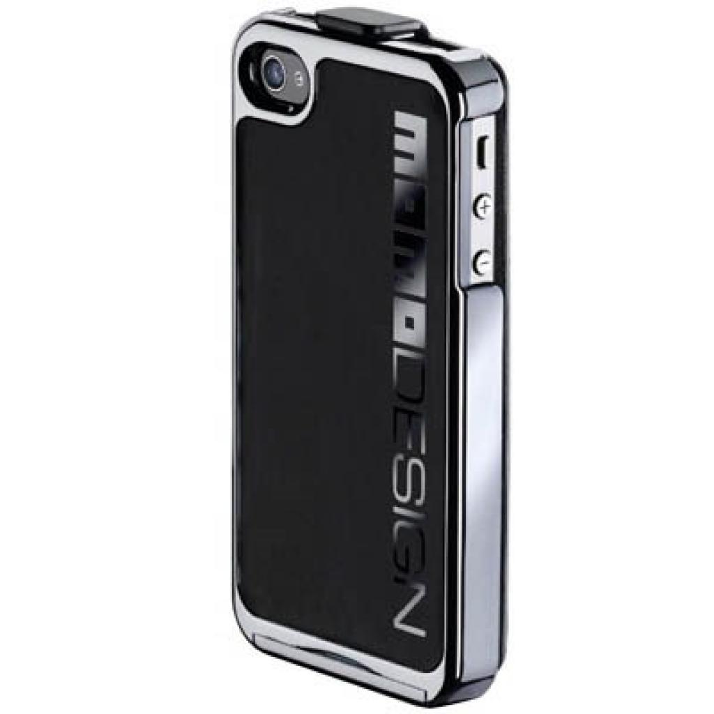 Чехол для моб. телефона CellularLine MOMO DESIGN iPhone 5 Black (MOMOCONVIPHONE5BK)