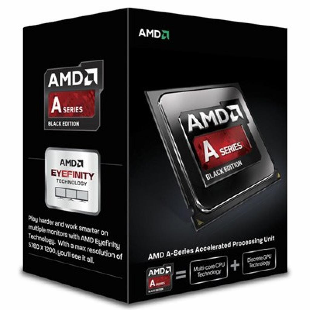 Процессор AMD A10-6700 X4 (AD6700OKHLBOX)