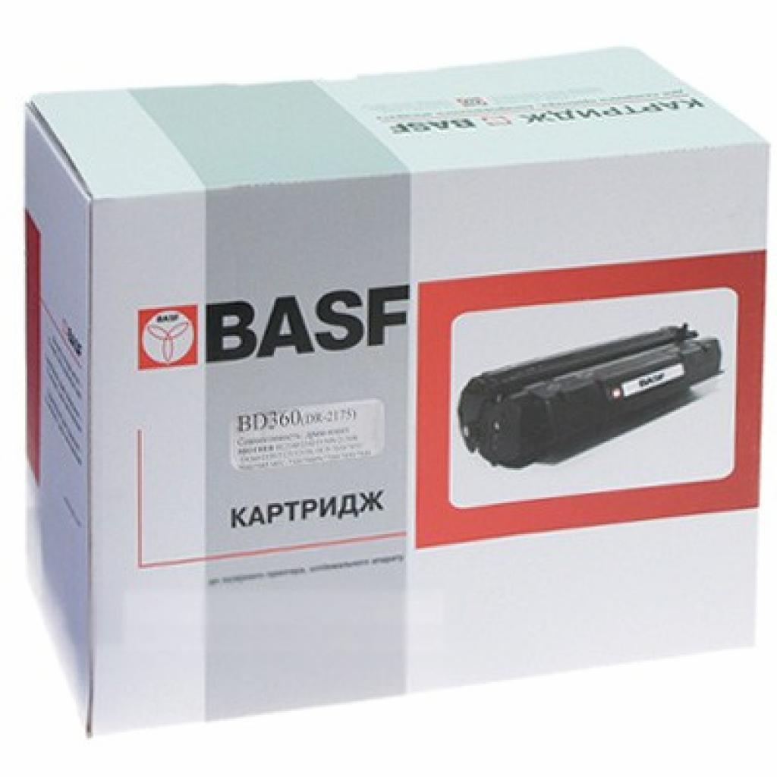 Картридж BASF для BROTHER HL-2140/2150 (BD360)