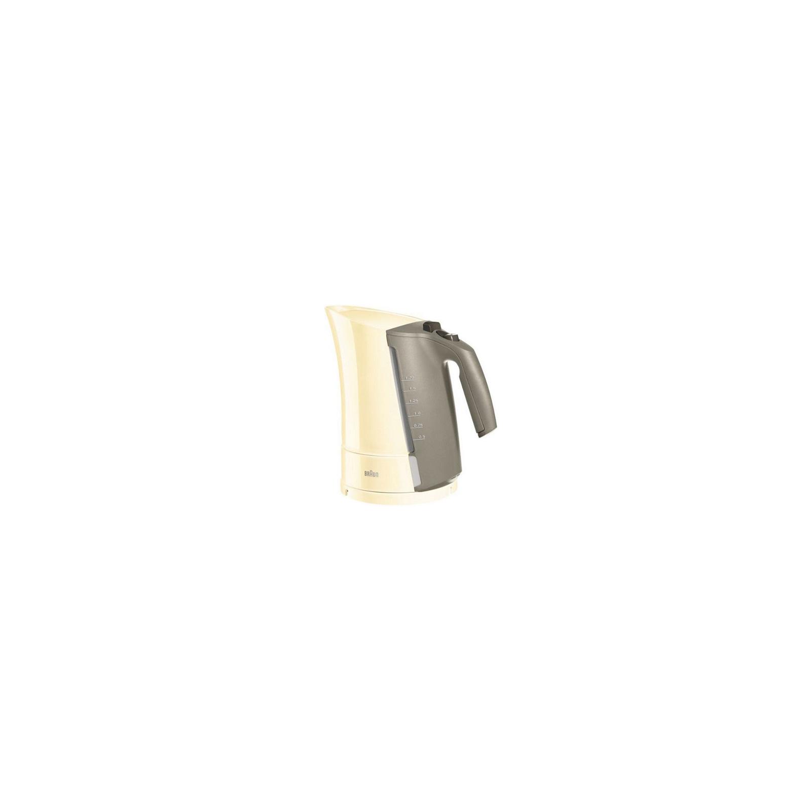 Электрочайник BRAUN WK 300 Cream (WK300Cream)