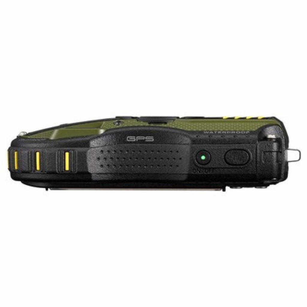 Цифровой фотоаппарат Pentax Optio WG-3 GPS black-green kit (1266100) изображение 3