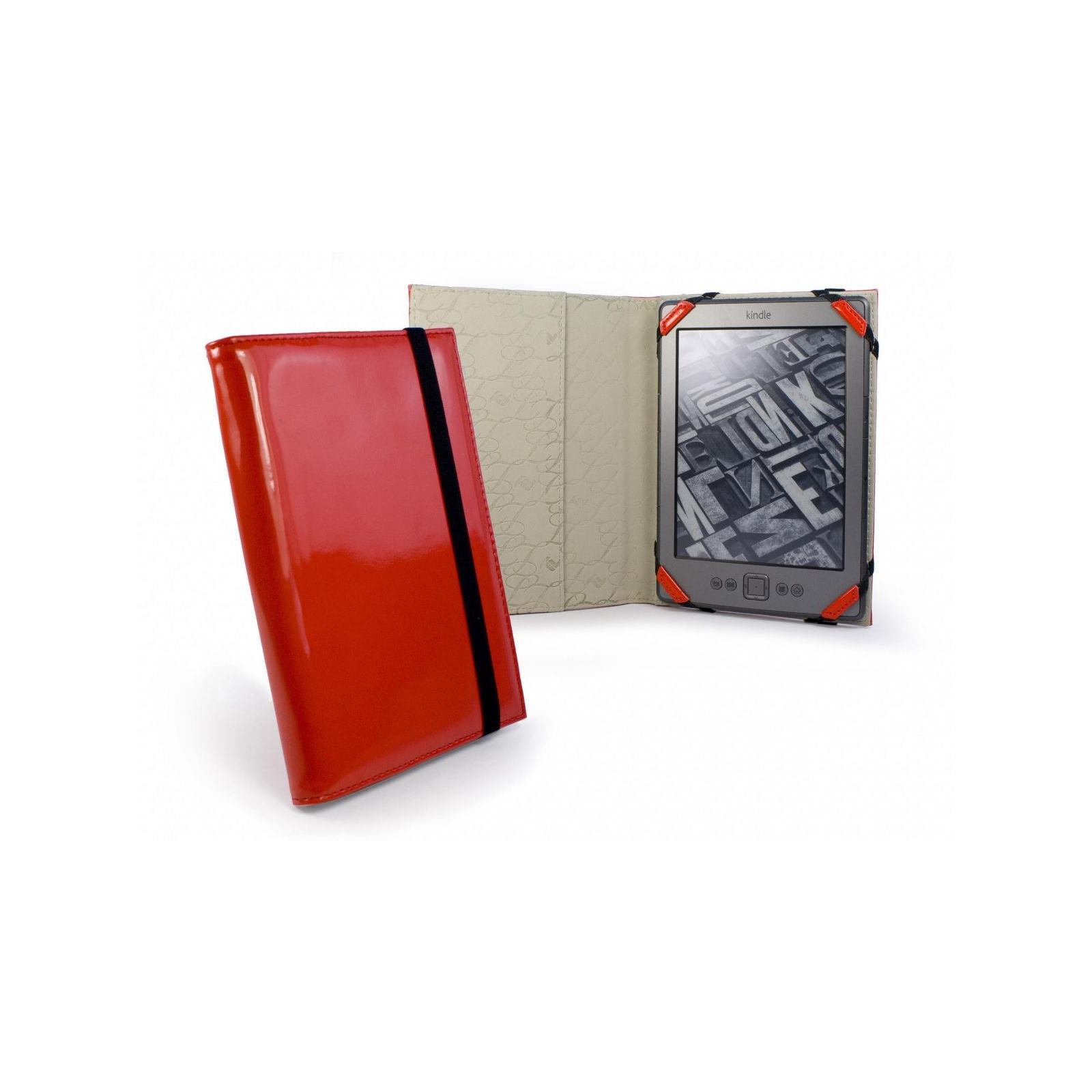 Чехол для электронной книги Tuff-Luv 6 Slim Book Shiny Red (A7_27)