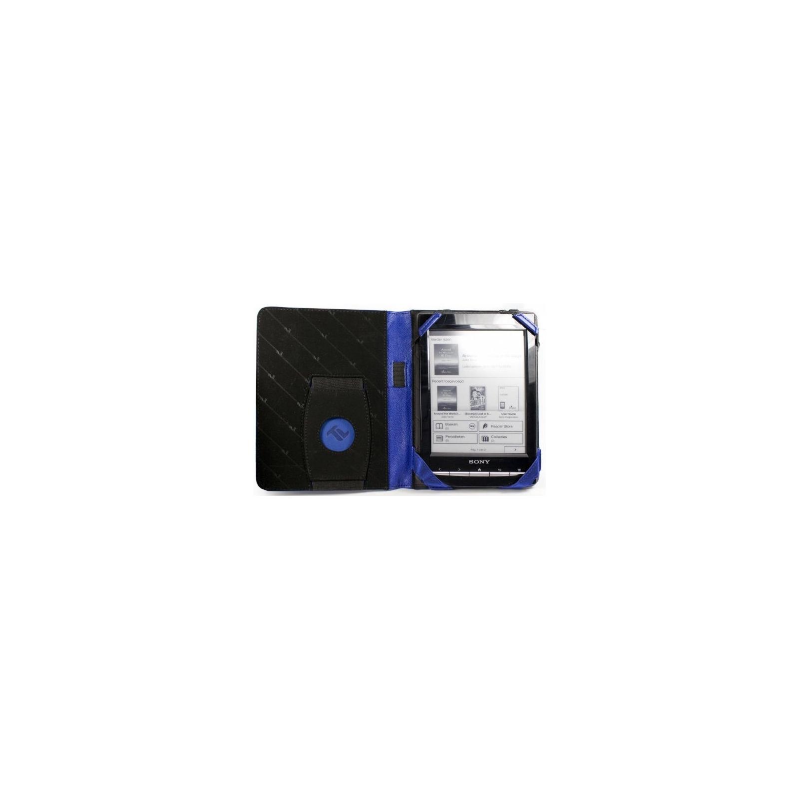 Чехол для электронной книги Tuff-Luv 6 Embrace faux leather/Electric Blue (C4_53) изображение 3