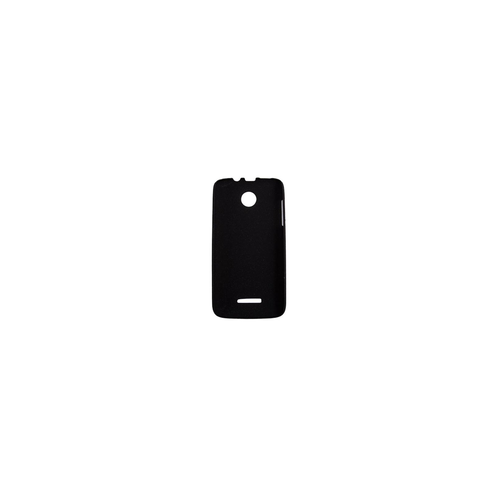 Чехол для моб. телефона Drobak для Lenovo A390 /Shaggy Hard/Black (216386) изображение 2