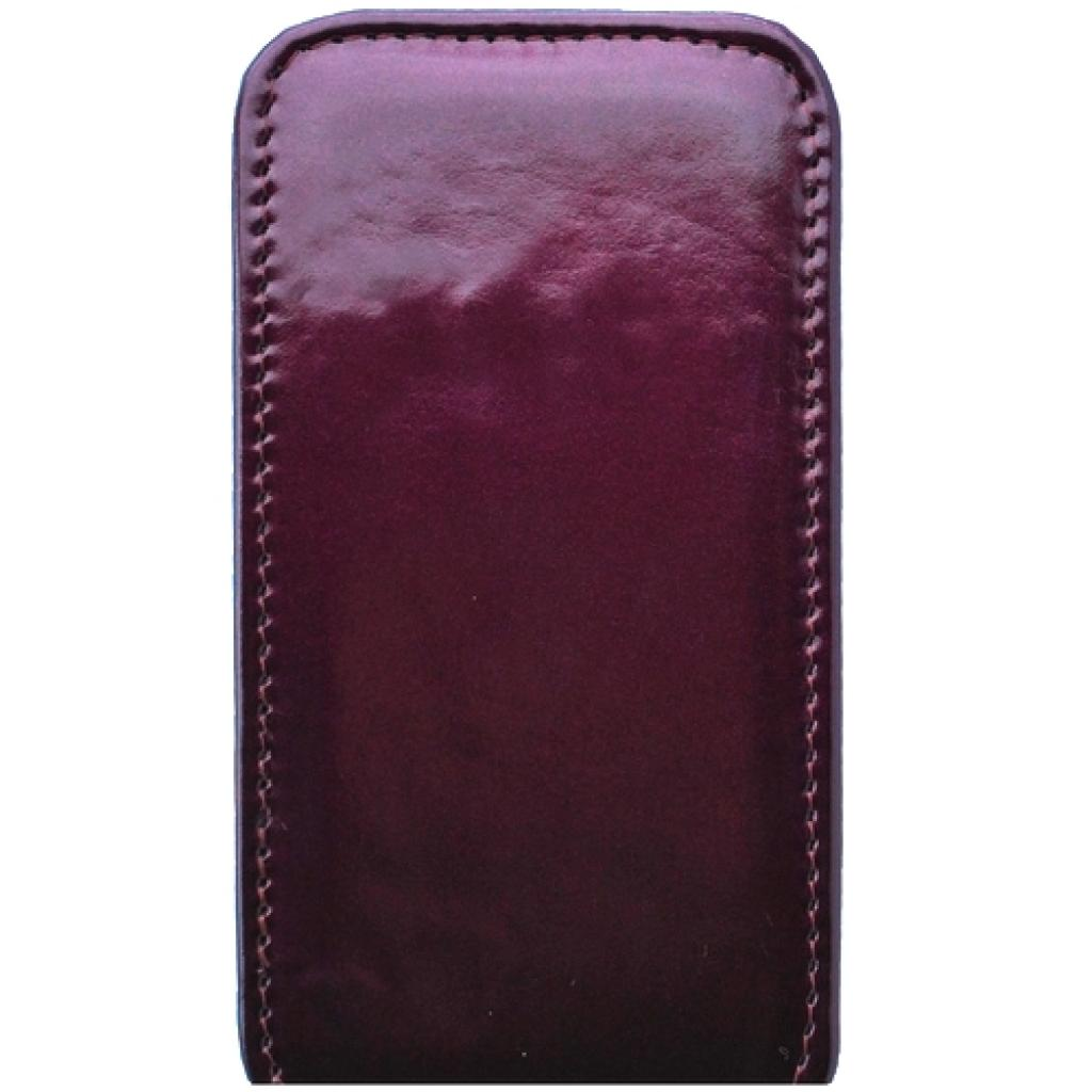 Чехол для моб. телефона KeepUp для HTC Desire V (T328w) Cherry/FLIP (00-00005887)