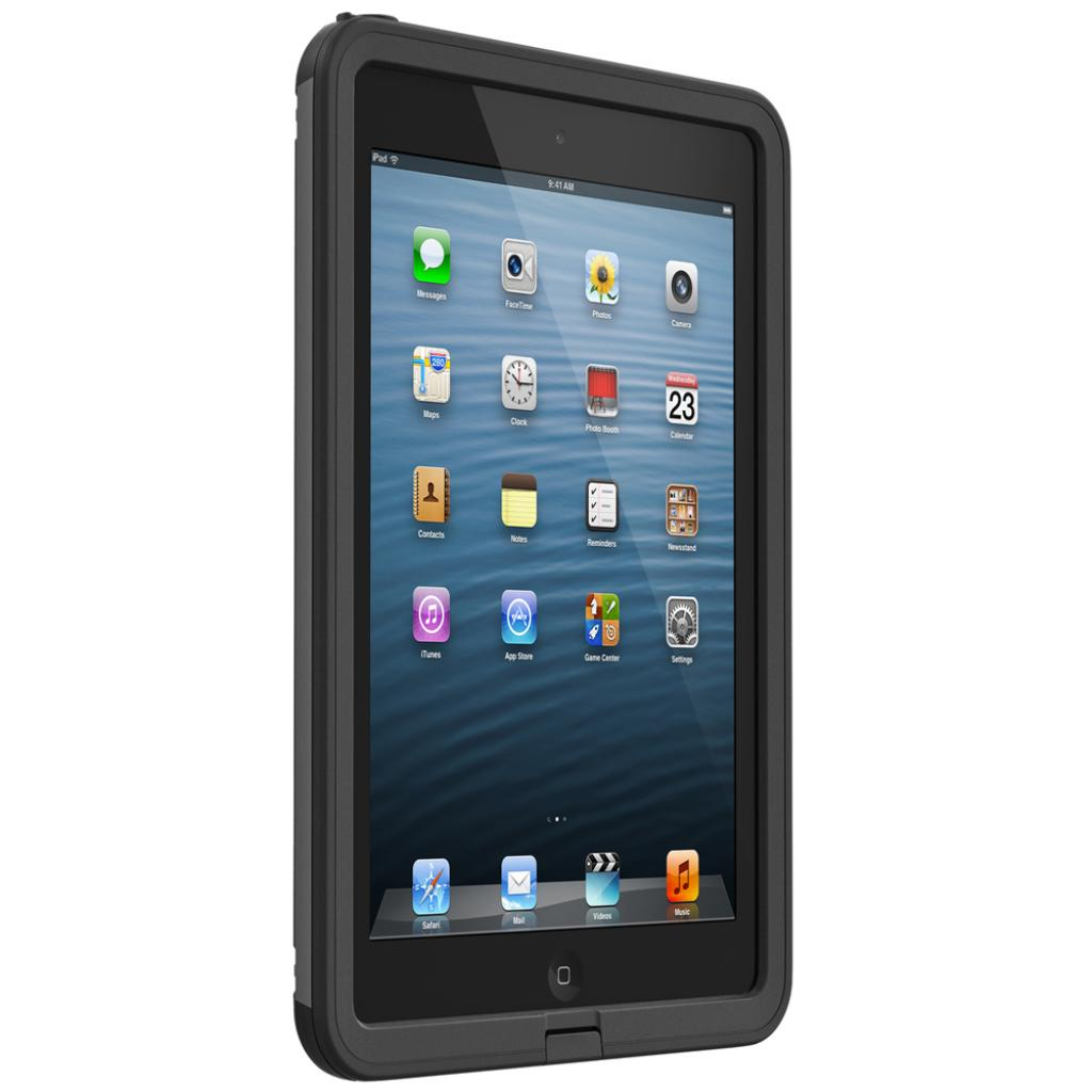 Чехол для планшета Belkin iPad mini LIFEPROOF Fre Black (1406-01) изображение 3