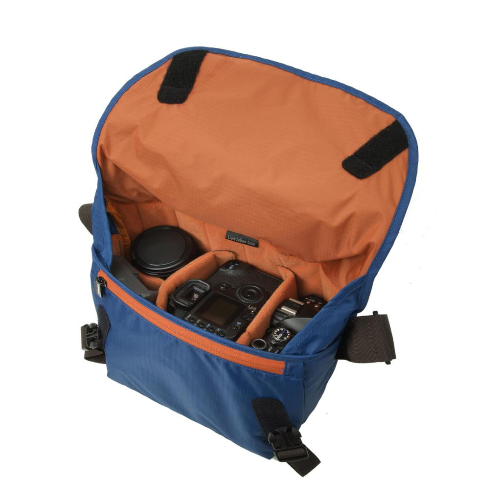 Фото-сумка Crumpler Light Delight 6000 (sailor blue) (LD6000-006) изображение 2