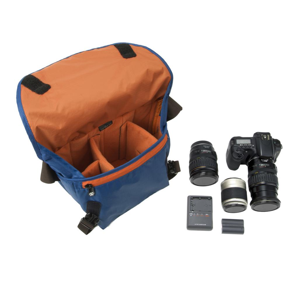 Фото-сумка Crumpler Light Delight 6000 (sailor blue) (LD6000-006) изображение 3