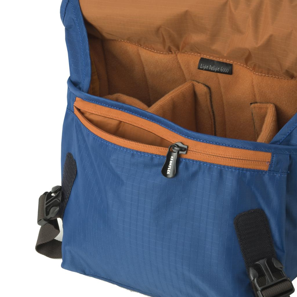 Фото-сумка Crumpler Light Delight 6000 (sailor blue) (LD6000-006) изображение 4