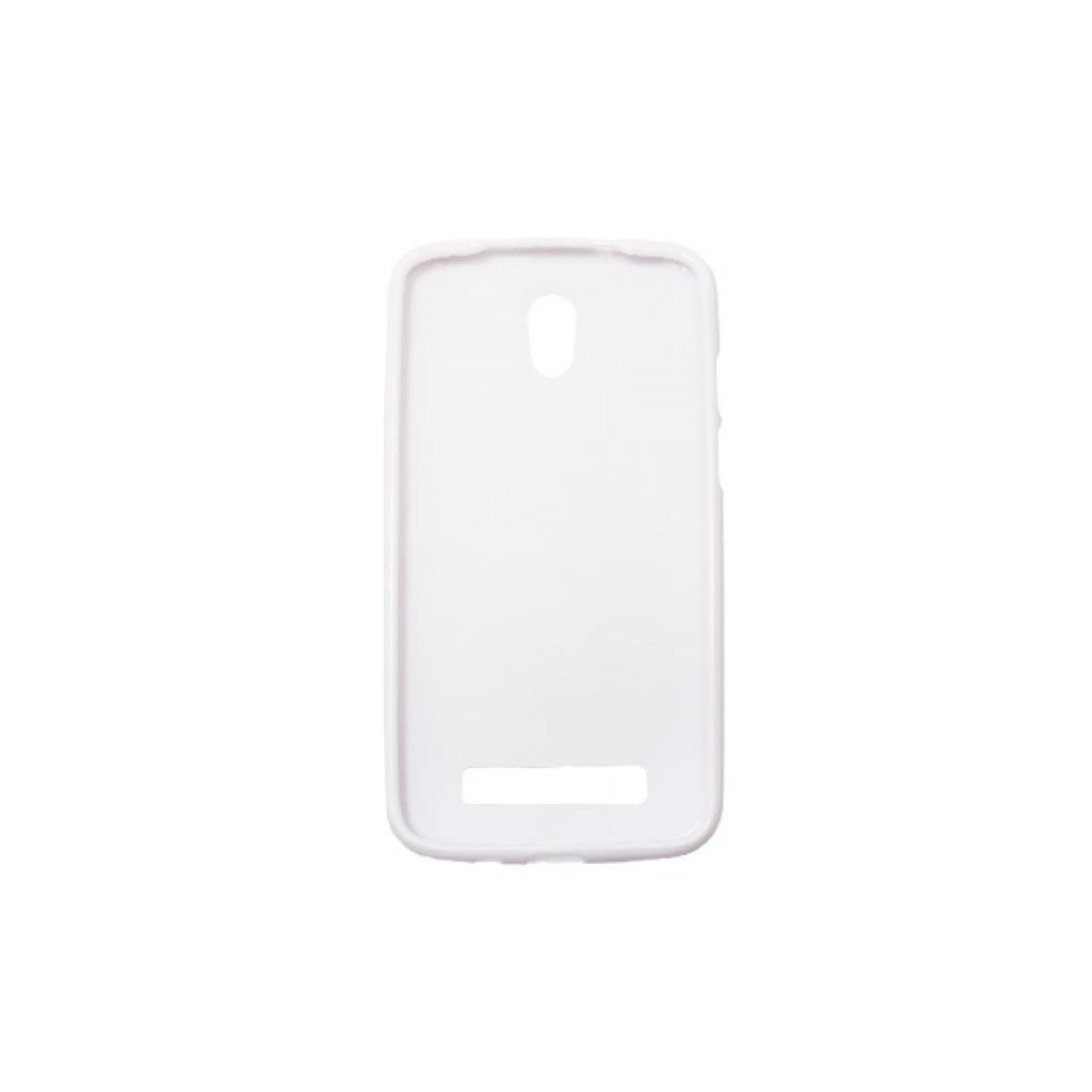 Чехол для моб. телефона Drobak для HTC Desire 500 /ElasticPU/White (218864) изображение 2
