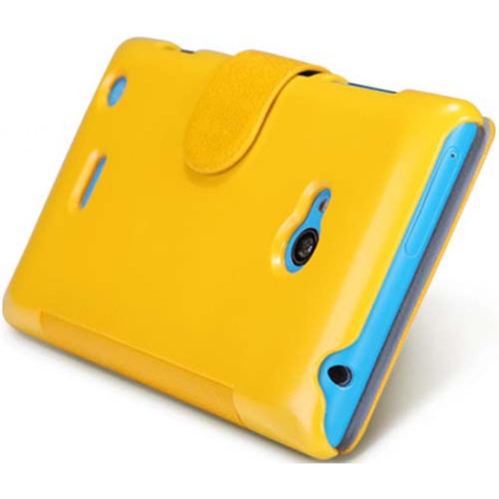 Чехол для моб. телефона NILLKIN для Nokia 720 /Fresh/ Leather (6077043) изображение 2
