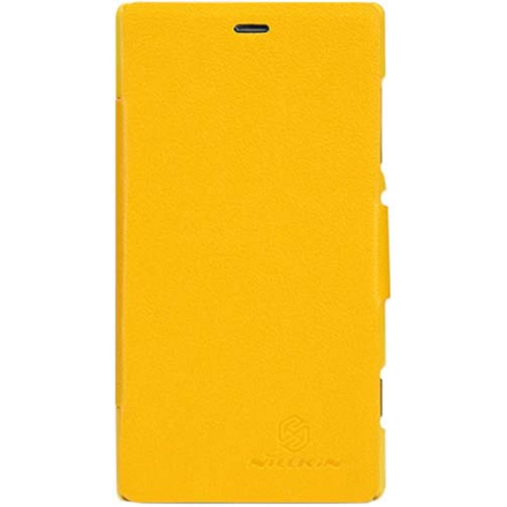 Чехол для моб. телефона NILLKIN для Nokia 720 /Fresh/ Leather (6077043)