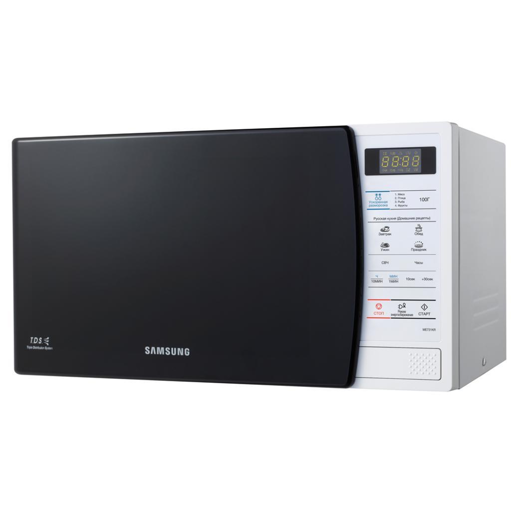 Микроволновая печь Samsung ME731KR (ME731KR/BWT) изображение 2
