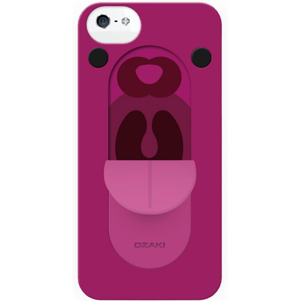 Чехол для моб. телефона OZAKI IPhone 5/5S O!coat FaaGaa Seal (OC554SE) изображение 2
