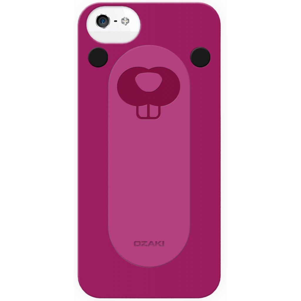 Чехол для моб. телефона OZAKI IPhone 5/5S O!coat FaaGaa Seal (OC554SE)