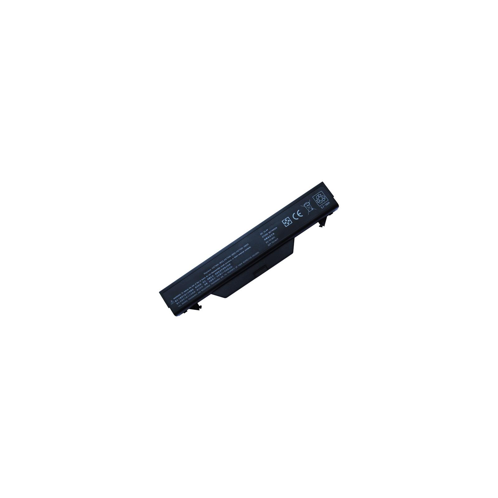 Аккумулятор для ноутбука HP 4510S (HSTNN-IB88, H4710LH) 14.4V 5200mAh PowerPlant (NB00000079)