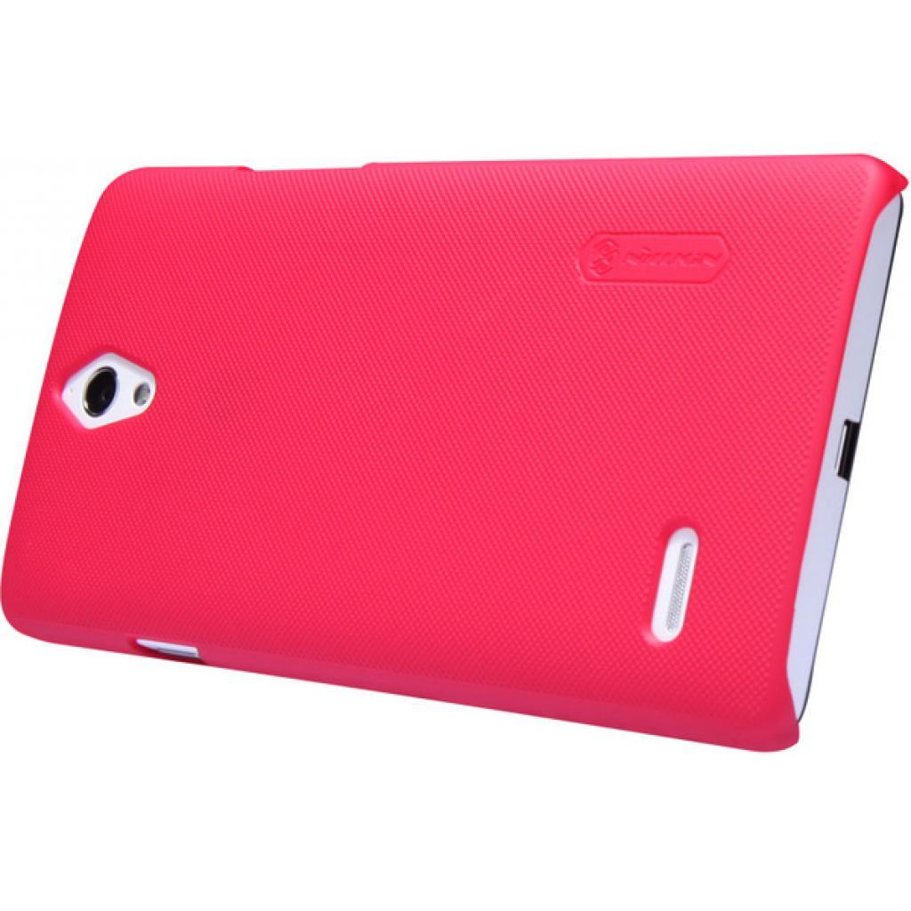 Чехол для моб. телефона NILLKIN для Huawei G700 /Super Frosted Shield/Red (6076996) изображение 2