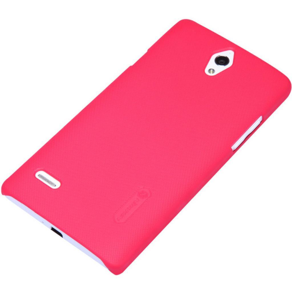 Чехол для моб. телефона NILLKIN для Huawei G700 /Super Frosted Shield/Red (6076996) изображение 3