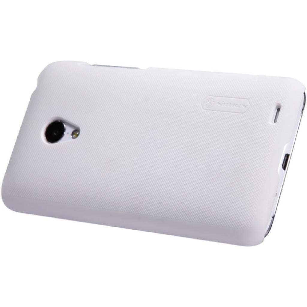 Чехол для моб. телефона NILLKIN для Meizu MX3 /Super Frosted Shield/White (6154964) изображение 3