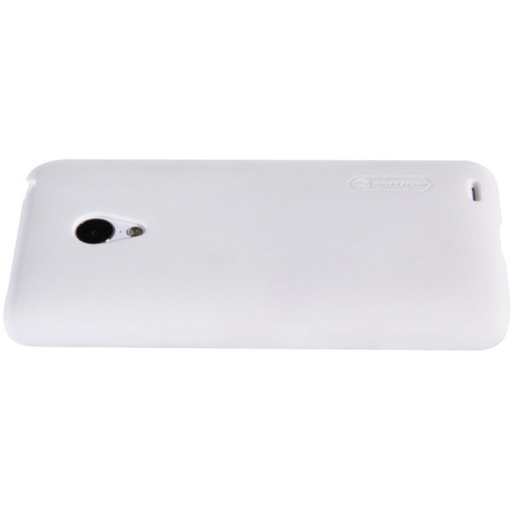 Чехол для моб. телефона NILLKIN для Meizu MX3 /Super Frosted Shield/White (6154964) изображение 4