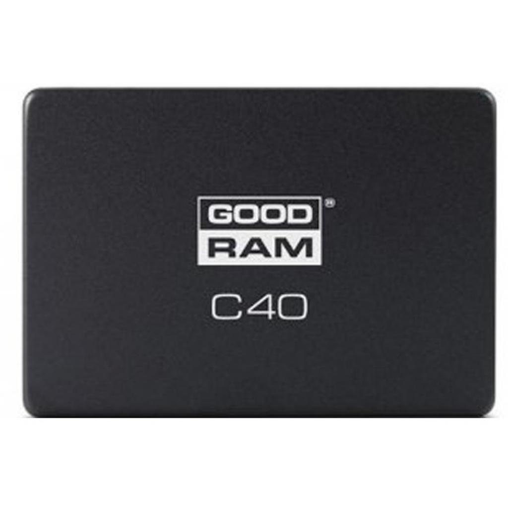 """Накопитель SSD 2.5"""" 240GB GOODRAM (SSDPR-C40-240) изображение 3"""