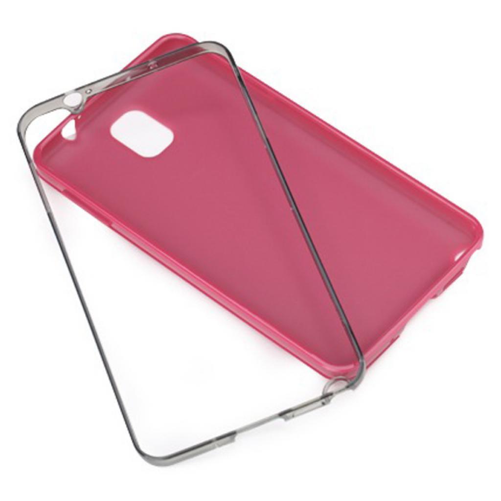Чехол для моб. телефона Rock Samsung Note3 N9000 Joyfull series red wine (Note III-58044) изображение 2