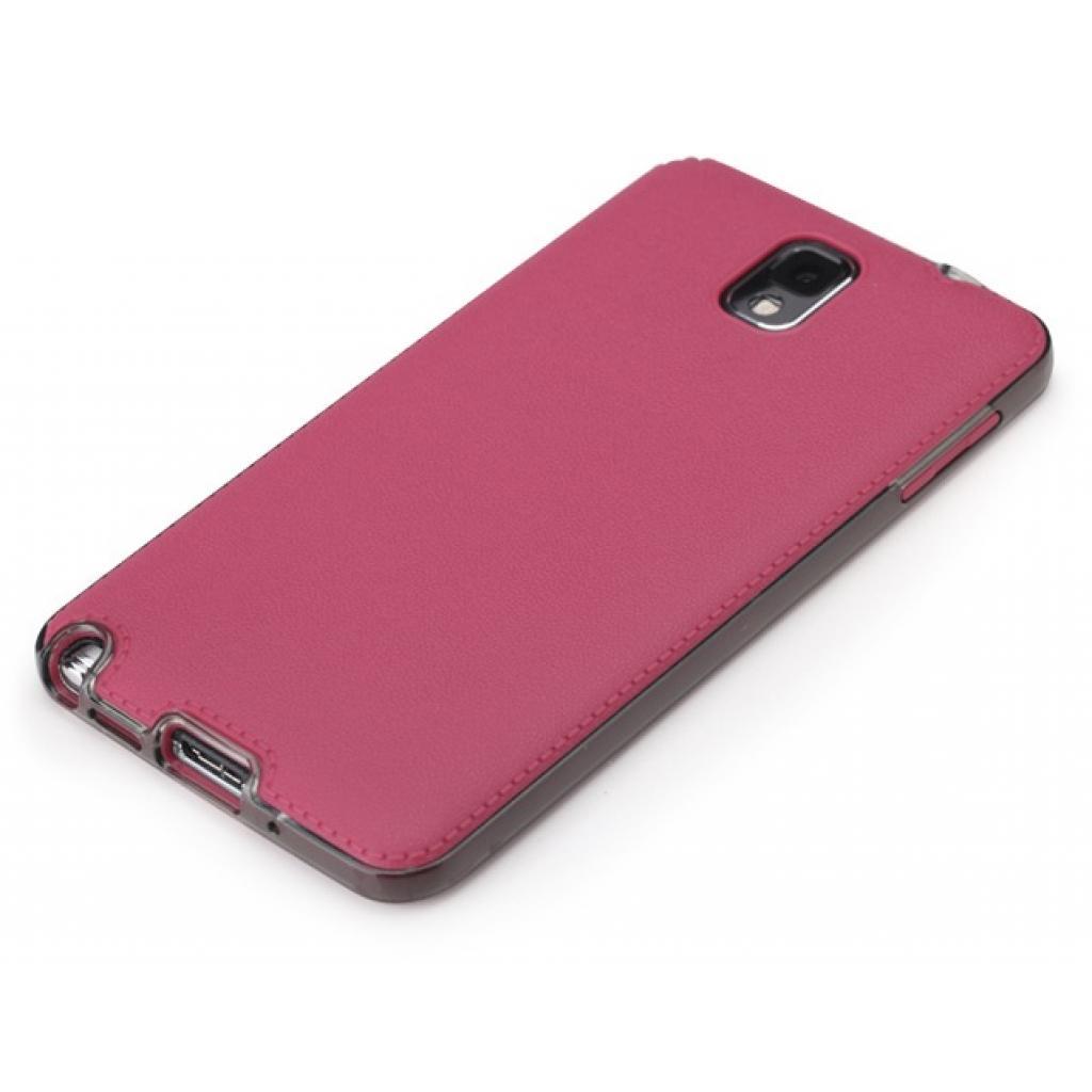 Чехол для моб. телефона Rock Samsung Note3 N9000 Joyfull series red wine (Note III-58044)
