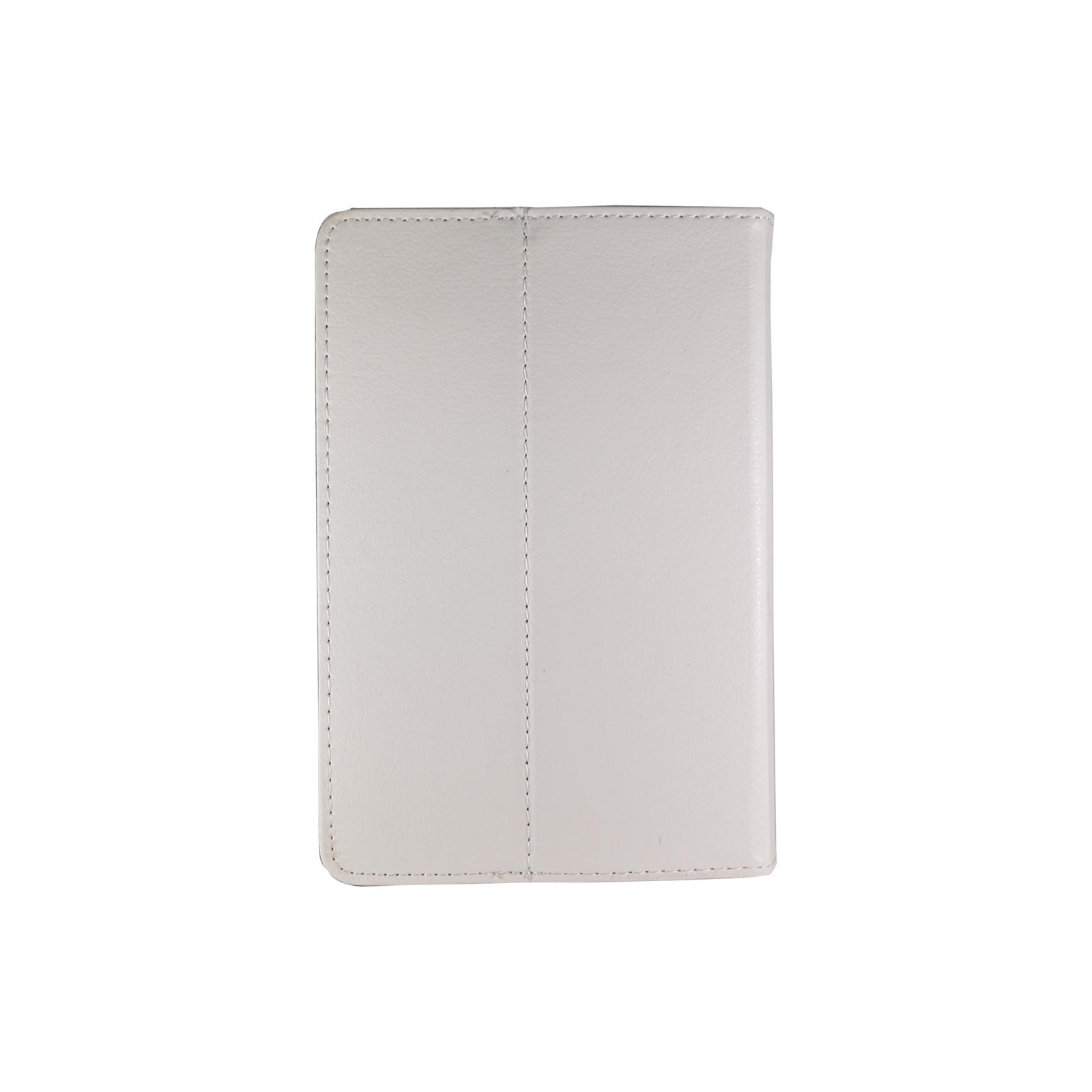"""Чехол для планшета Pro-case 10"""" универсальный case fits up green (UNS-011 wh) изображение 2"""