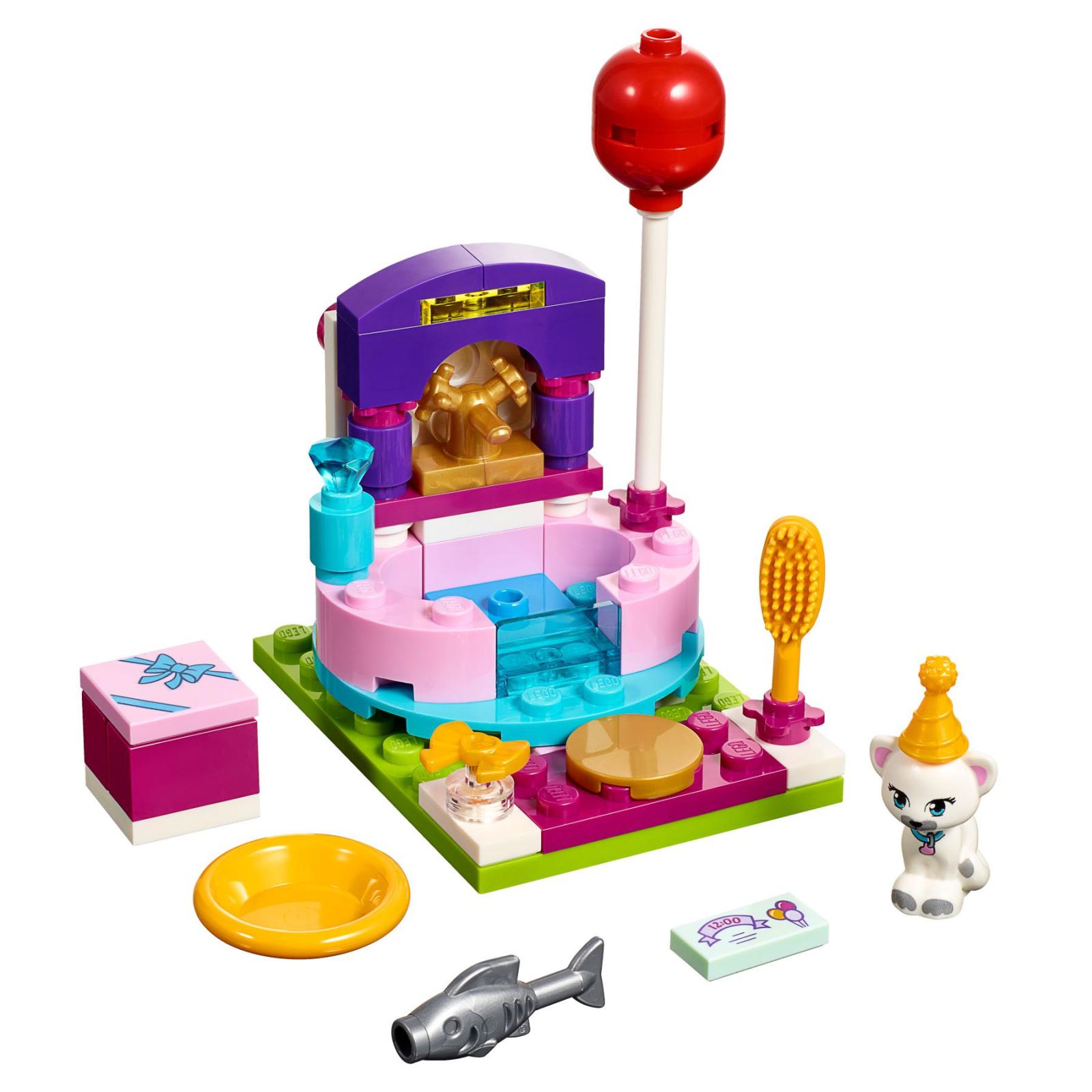 Конструктор LEGO Friends День рождения: салон красоты (41114) изображение 2